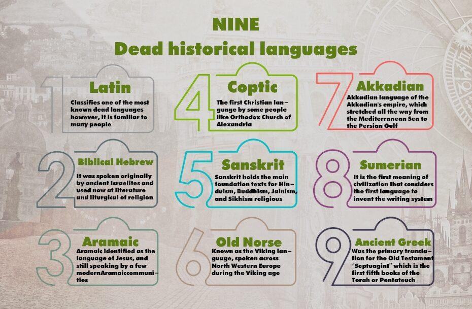 Dead languages- 9-dead-historical-languages