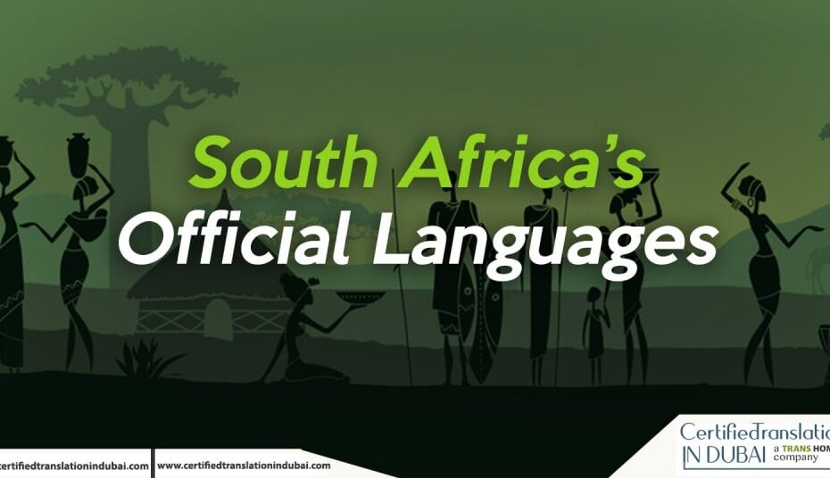 South-africa-languages